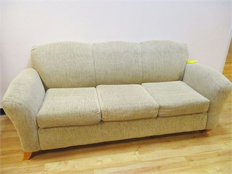 EXCELLENT NEUTRAL SOFA