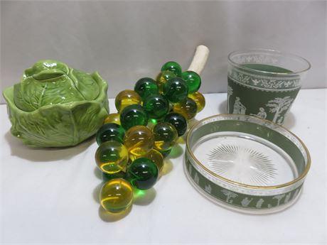 Decorative Tableware Lot