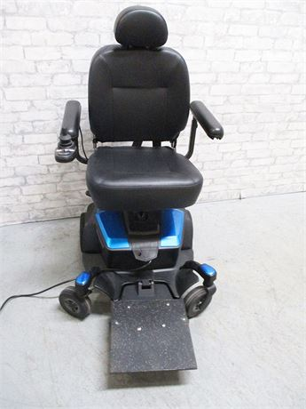 "PRIDE ""GO CHAIR"" MOBILITY CHAIR"