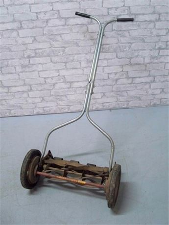 VINTAGE GREAT STATES REEL PUSH LAWN MOWER
