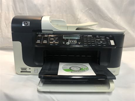 HP Office Jet All-In-One Printer