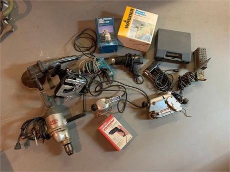 Power Tool Lot