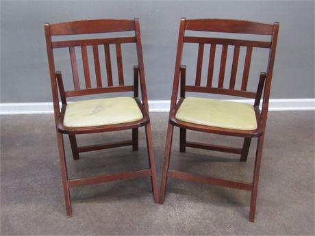 2 Ferguson Folding Chairs