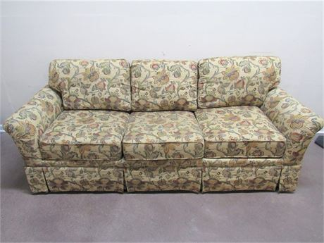 HOWARD MILLER WOODMARK SOFA