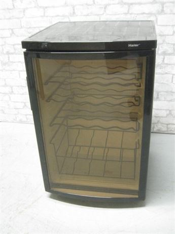 COUNTER HEIGHT HAIER WINE COOLER