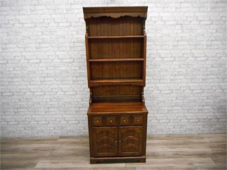 THOMASVILLE HUTCH/BOOKCASE