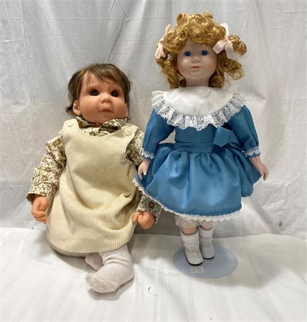 House of Lloyd and Middleton Dolls