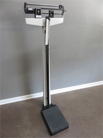 HEALTH O METER Physician's Scale