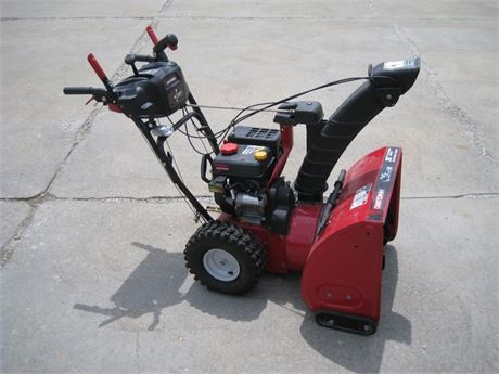CRAFTSMAN SNOWTHROWER