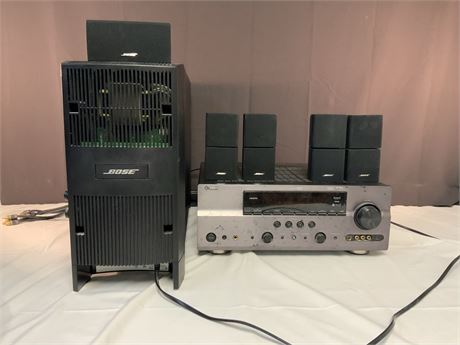BOSE Acoustimass Home Theater System Lot