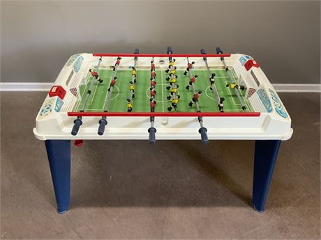 Children's Foosball Table