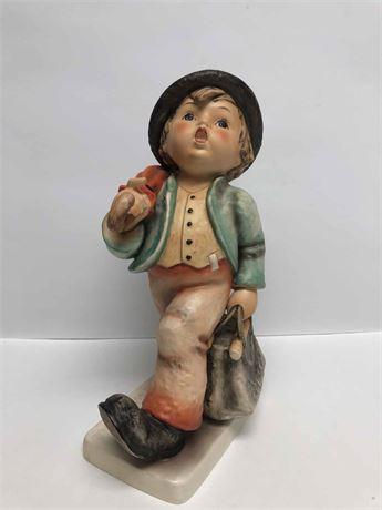 "Large ""Merry Wanderer"" No. 7/II Figurine"