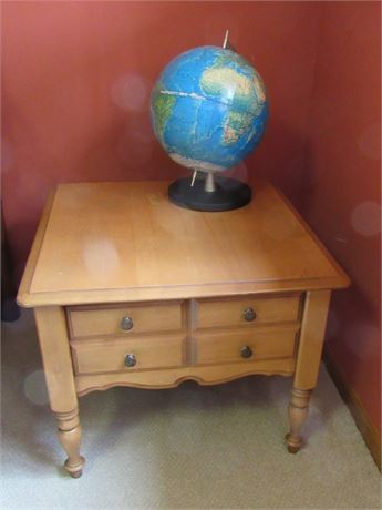 End Table with 1 Dovetailed Drawer