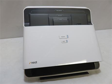 NeatDesk Desktop Sanner/Digital Filing System