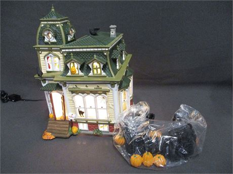 "DEPT. 56 - ""HAUNTED MANSION"" (#54935)"