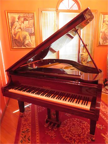 WURLITZER C153 Baby Grand Piano