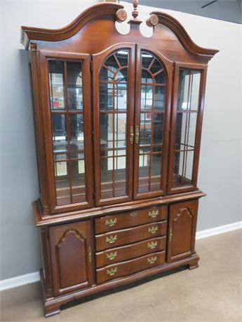 LEXINGTON Chippendale Style China Hutch