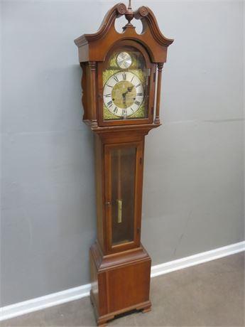 RIDGEWAY Tempus Fugit Grandfather Clock