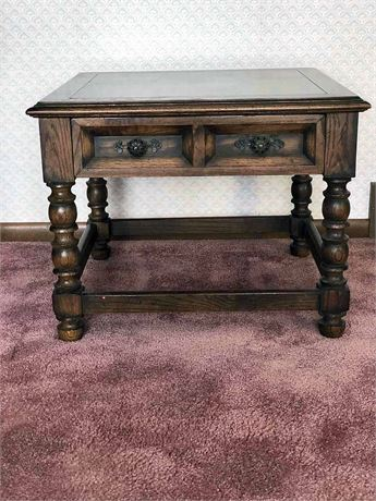 Century Wood End Table