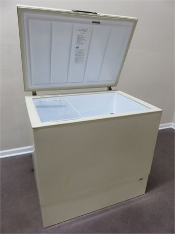 SEARS Kenmore 9.0 cu. ft. Chest Freezer