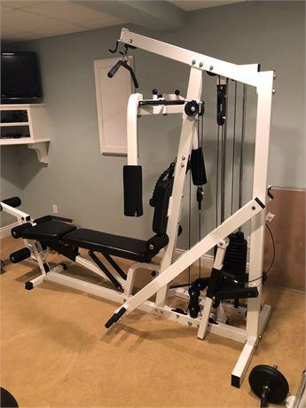 PARABODY Home Gym