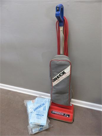 ORECK Commercial XL2000RH Upright Vacuum
