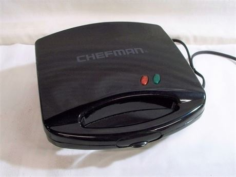 CHEFMAN CONTACT GRILL - NEW