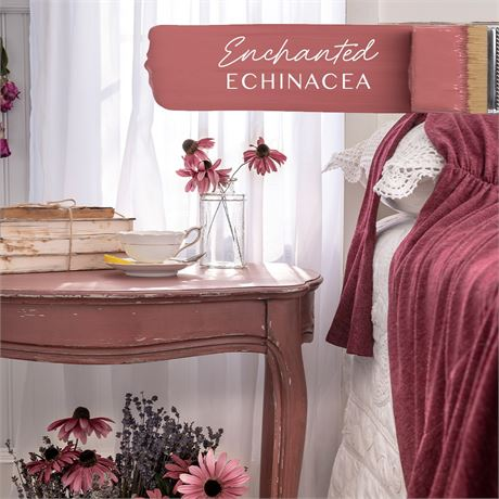 Fusion Mineral Paint Enchanted Echinacea