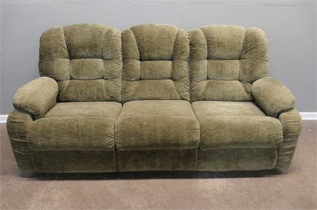 La-Z-Boy Double Reclining Couch