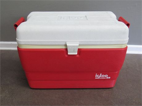 Igloo Cooler/Ice Chest - Legend 60