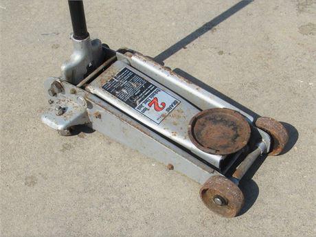 Sears 2-Ton Hydraulic Jack