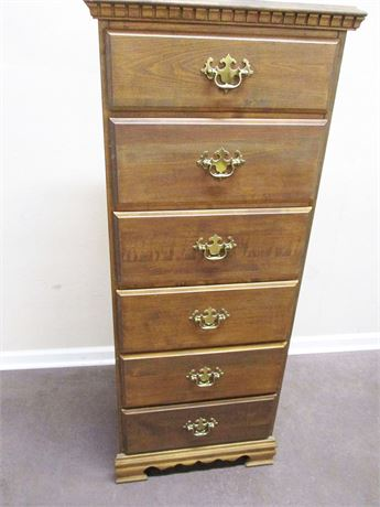 VERY NICE TALL 6-DRAWER CHEST