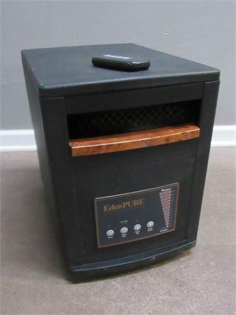 EdenPURE Quartz Infrared Portable Heater with Remote