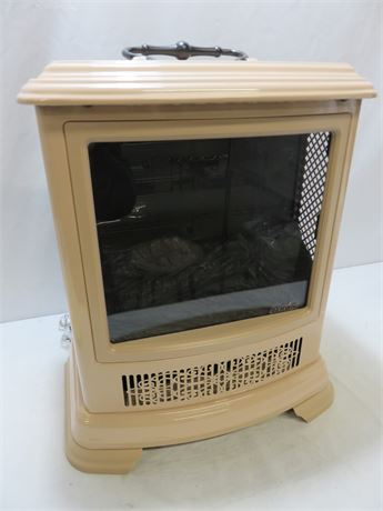 DURAFLAME Portable Electric Fireplace