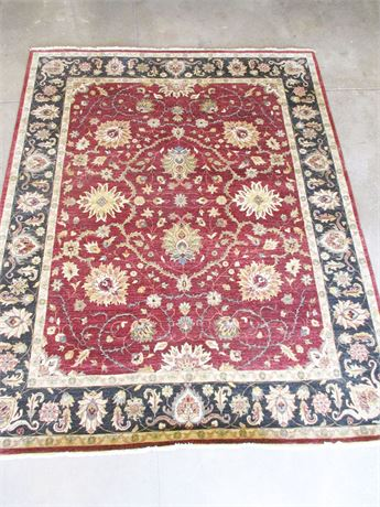 "EXCELLENT LARGE (8' X 9'11"") AREA RUG"