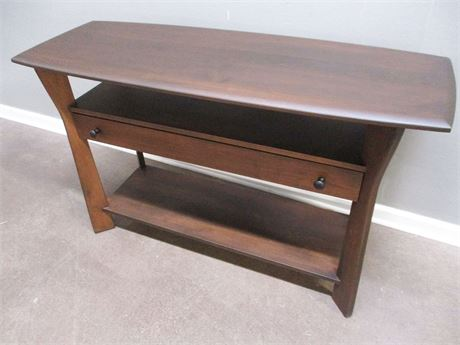 BEAUTIFUL SOFA TABLE WITH DRAWER
