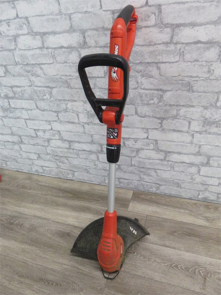 Transitional Design Online Auctions - Black & Decker GH710