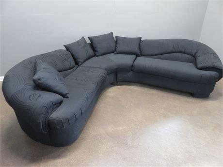 Contemporary V-Shape Sofa