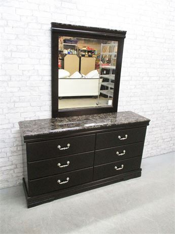 6-DRAWER DRESSER BY ASHLEY FURNITURE