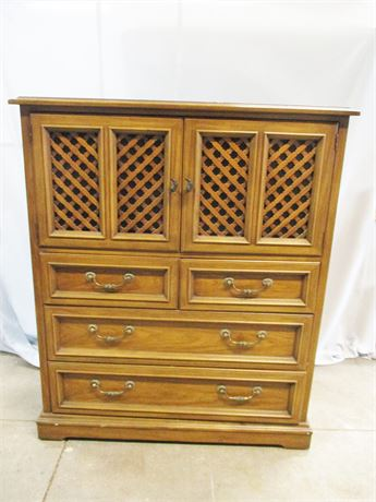 DREXEL 5-DRAWER DRESSER