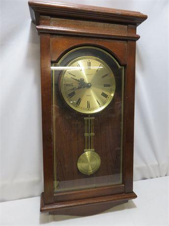 DUNHAVEN Quartz Wall Clock
