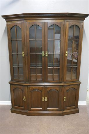 Two Piece Hutch by Pennsylvania House