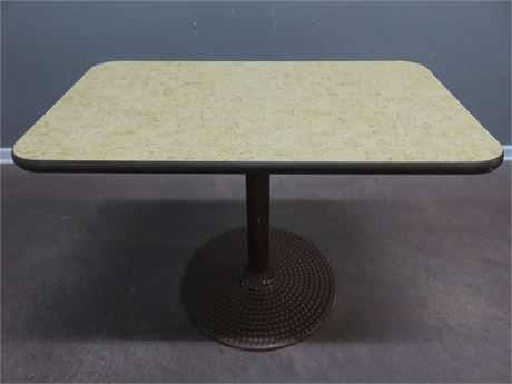 Vintage ARTHUR TREACHERS Restaurant Dining Table