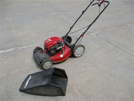 TROY-BILT TB230 SELF-PROPELLED LAWN MOWER