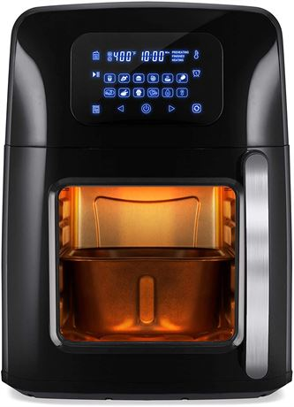 BCP 12.4 Quart Air Oven
