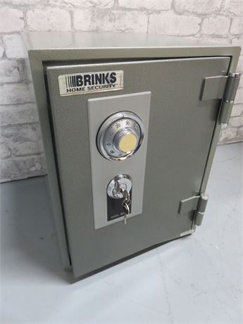 BRINKS Fire-Resistant Safe