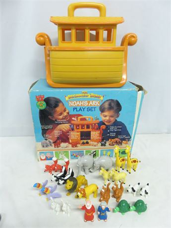 BEGINNERS BIBLE Noah's Ark Play Set