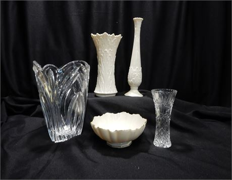 Lenox Crystal and Pottery