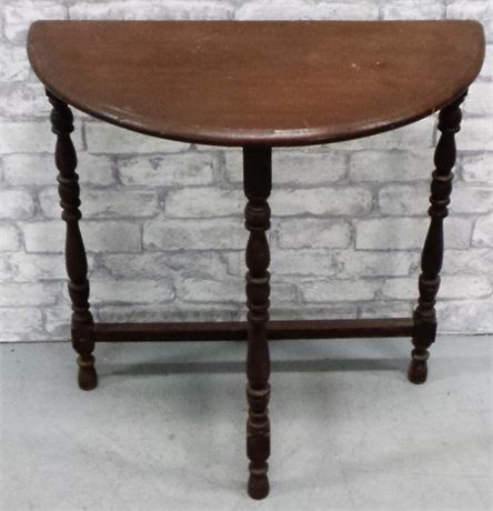 Half Round Side/Sofa Table