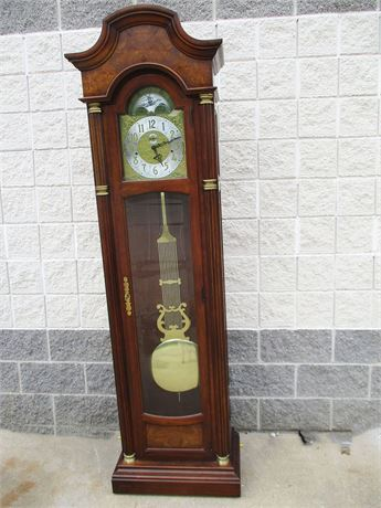"""MOUNT ROYAL"" GRANDFATHER CLOCK BY TREND BY SLIGH"